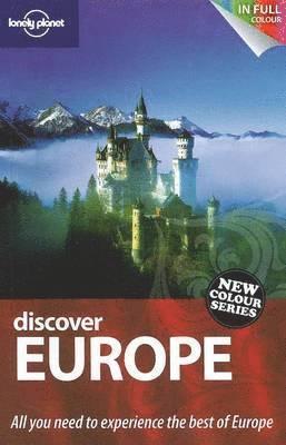 bokomslag Discover Europe LP