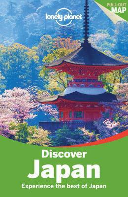 bokomslag Lonely Planet Discover Japan