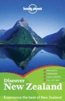 bokomslag Lonely Planet Discover New Zealand