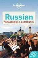 bokomslag Russian Phrasebook & Dictionary