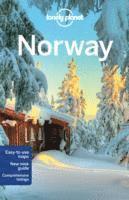 bokomslag Lonely Planet Norway