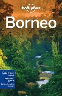bokomslag Lonely Planet Borneo
