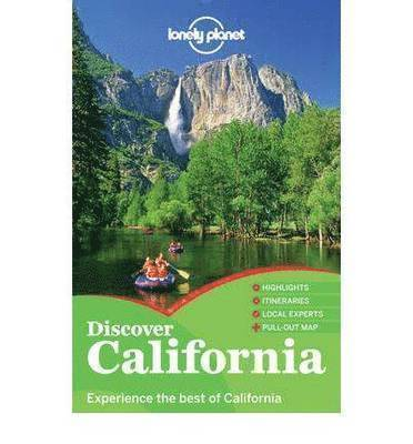 bokomslag Lonely Planet Discover California