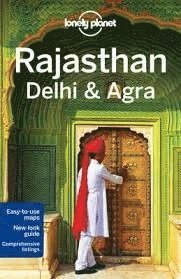 bokomslag Lonely Planet Rajasthan, Delhi &; Agra