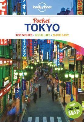 bokomslag Tokyo Pocket