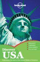 bokomslag Lonely Planet Discover USA