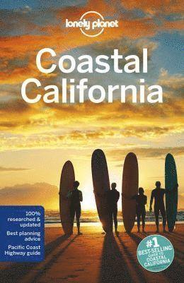 bokomslag Lonely Planet Coastal California