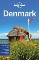 bokomslag Lonely Planet Denmark