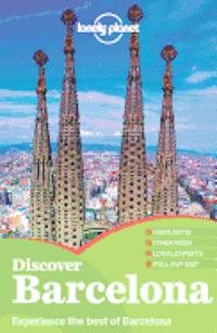 bokomslag Discover Barcelona