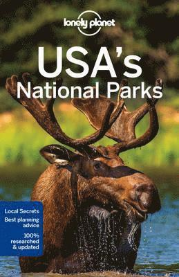 bokomslag USA's National Parks