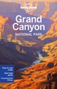 bokomslag Lonely Planet Grand Canyon National Park