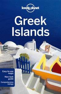 bokomslag Greek Islands