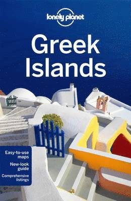 bokomslag Lonely Planet Greek Islands