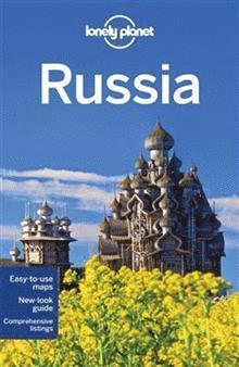 bokomslag Lonely Planet Russia