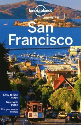 bokomslag Lonely Planet San Francisco