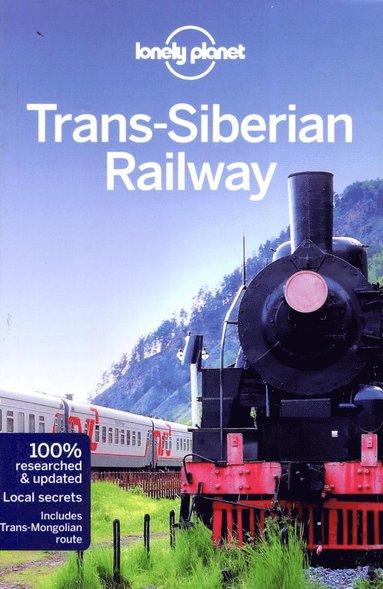 bokomslag Trans-Siberian Railway