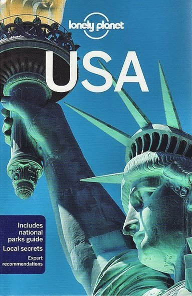 bokomslag Lonely Planet USA