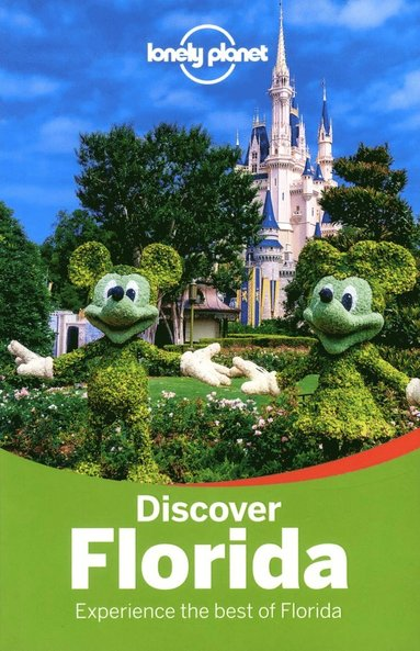 bokomslag Lonely Planet Discover Florida