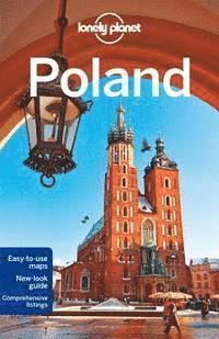 bokomslag Lonely Planet Poland