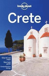 bokomslag Lonely Planet Crete