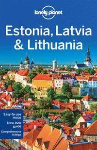 bokomslag Estonia Latvia & Lithuania