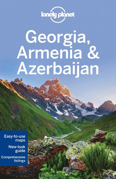 bokomslag Georgia Armenia & Azerbaijan