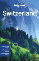 bokomslag Lonely Planet Switzerland