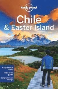 bokomslag Lonely Planet Chile &; Easter Island