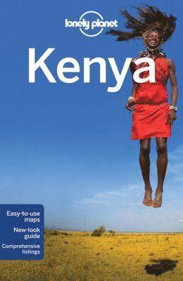 bokomslag Lonely Planet Kenya