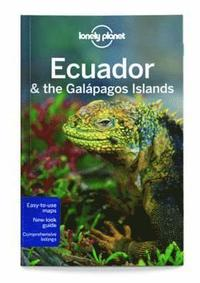 bokomslag Ecuador & the Galapagos Islands