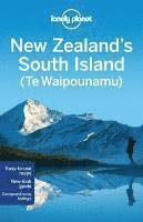 bokomslag Lonely Planet New Zealand's South Island