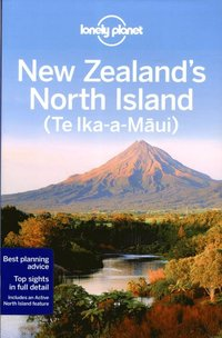 bokomslag Lonely Planet New Zealand's North Island