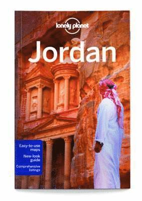 bokomslag Lonely Planet Jordan