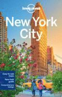 bokomslag Lonely Planet New York City