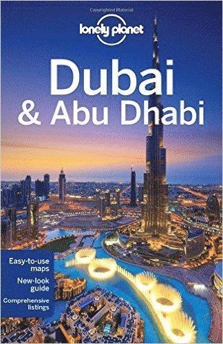 bokomslag Lonely Planet Dubai &; Abu Dhabi