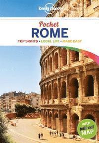 bokomslag Lonely Planet Pocket Rome