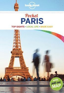 bokomslag Lonely Planet Pocket Paris