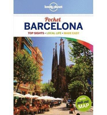 bokomslag Lonely Planet Pocket Barcelona