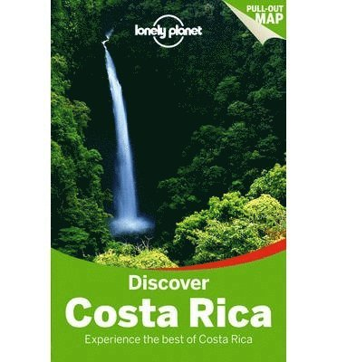 bokomslag Lonely Planet Discover Costa Rica