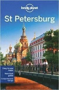 bokomslag Lonely Planet St Petersburg