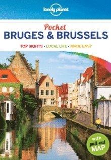 bokomslag Bruges & Brussels Pocket