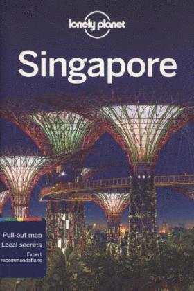 bokomslag Lonely Planet Singapore