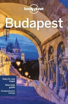 bokomslag Budapest
