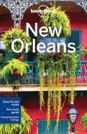 bokomslag Lonely Planet New Orleans