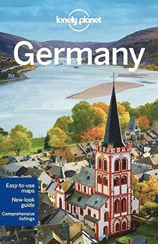 bokomslag Lonely Planet Germany