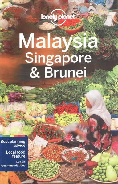 bokomslag Malaysia Singapore & Brunei