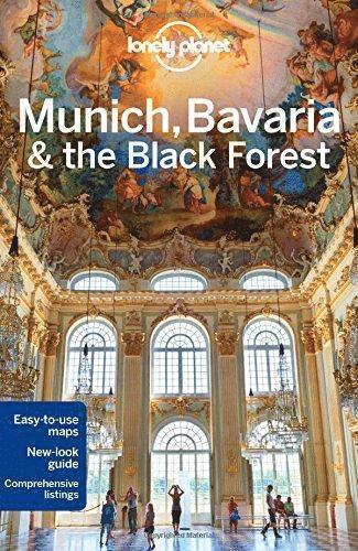 bokomslag Munich Bavaria & the Black Forest