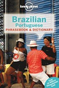 bokomslag Brazilian Portuguese Phrasebook & Dictionary
