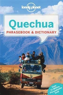 bokomslag Lonely Planet Quechua Phrasebook &; Dictionary