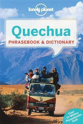 bokomslag Quechua Phrasebook & Dictionary